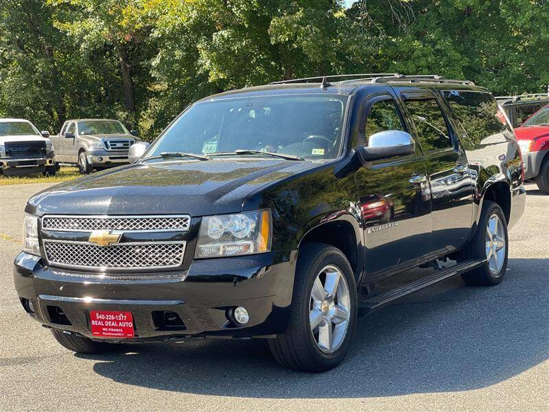 2007 Chevrolet Suburban for sale at Real Deal Auto in King George VA