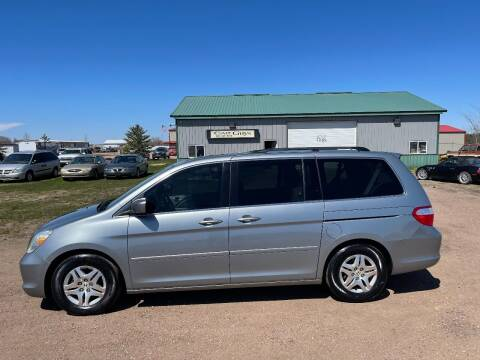 2007 Honda Odyssey for sale at Car Guys Autos in Tea SD