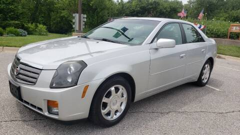 2003 Cadillac CTS for sale at Nationwide Auto in Merriam KS