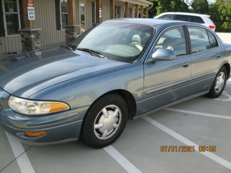 2000 Buick LeSabre for sale at WALLBURG AUTO SALES LLC in Winston Salem NC