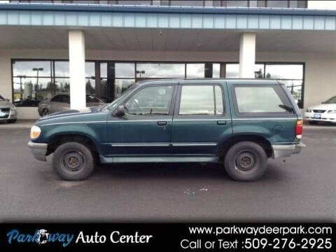 1996 Ford Explorer for sale at PARKWAY AUTO CENTER AND RV in Deer Park WA