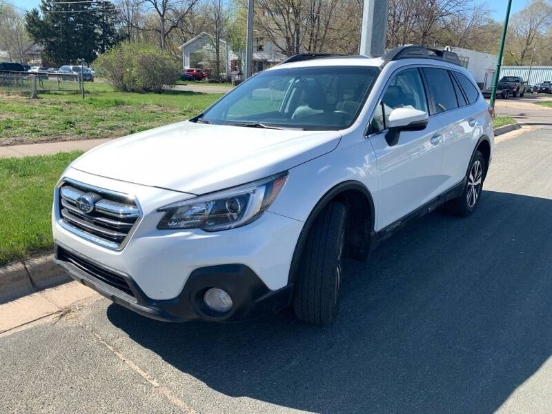2018 Subaru Outback for sale at ONG Auto in Farmington MN