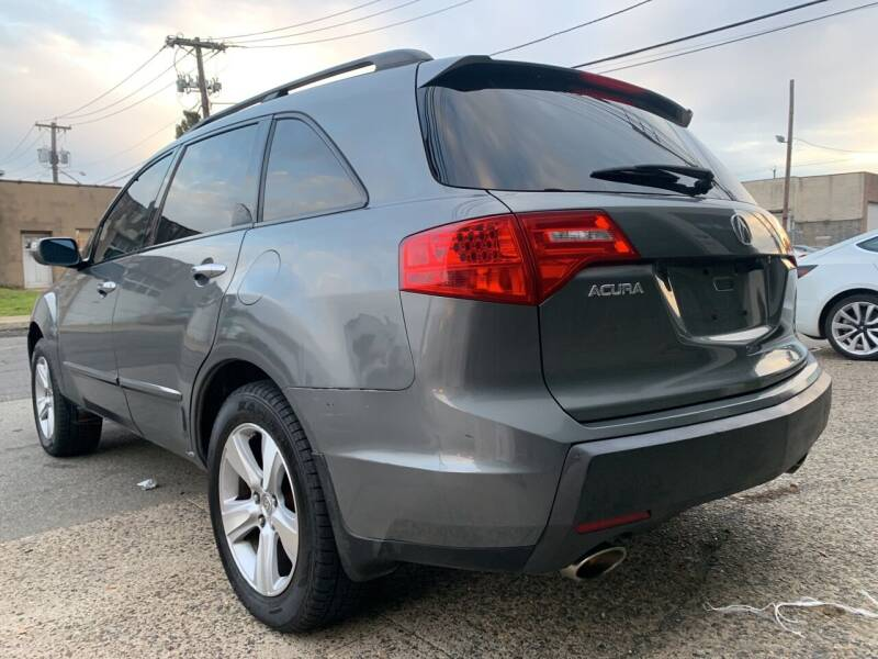 2009 Acura MDX SH-AWD 4dr SUV w/Technology Package - Paterson NJ