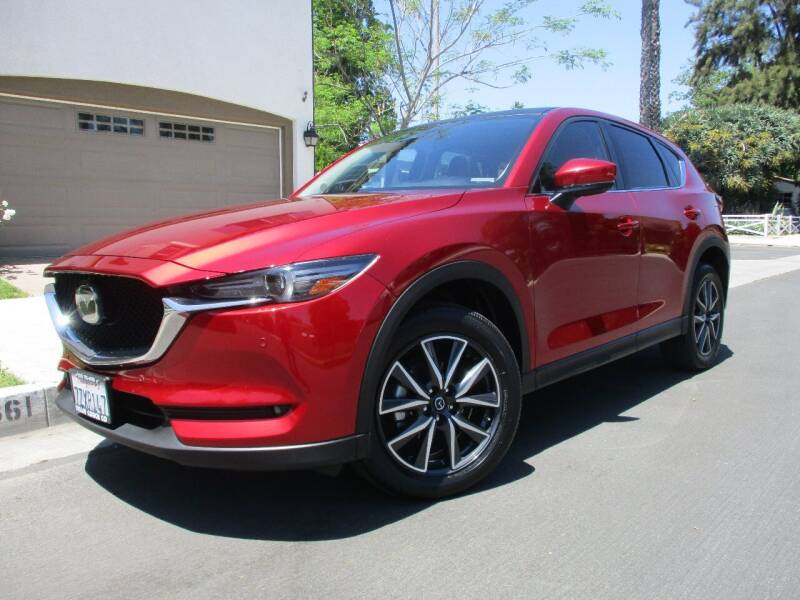 2017 Mazda CX-5 for sale at Valley Coach Co Sales & Lsng in Van Nuys CA
