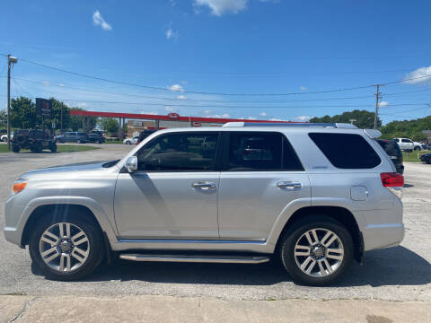 2012 Toyota 4Runner for sale at Smooth Solutions 2 LLC in Springdale AR