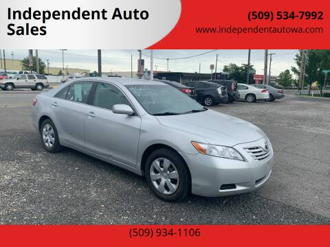2009 Toyota Camry for sale at Independent Auto Sales #2 in Spokane WA