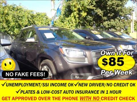 2015 GMC Acadia for sale at AUTOFYND in Elmont NY