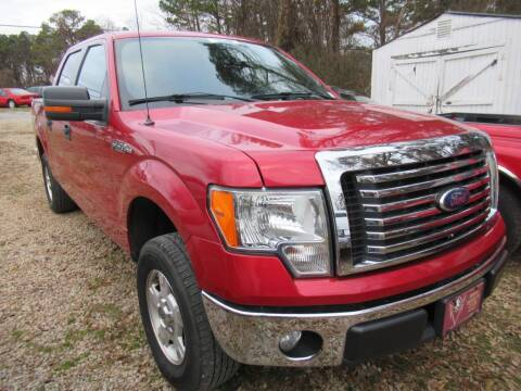 2012 Ford F-150 for sale at Dallas Auto Mart in Dallas GA