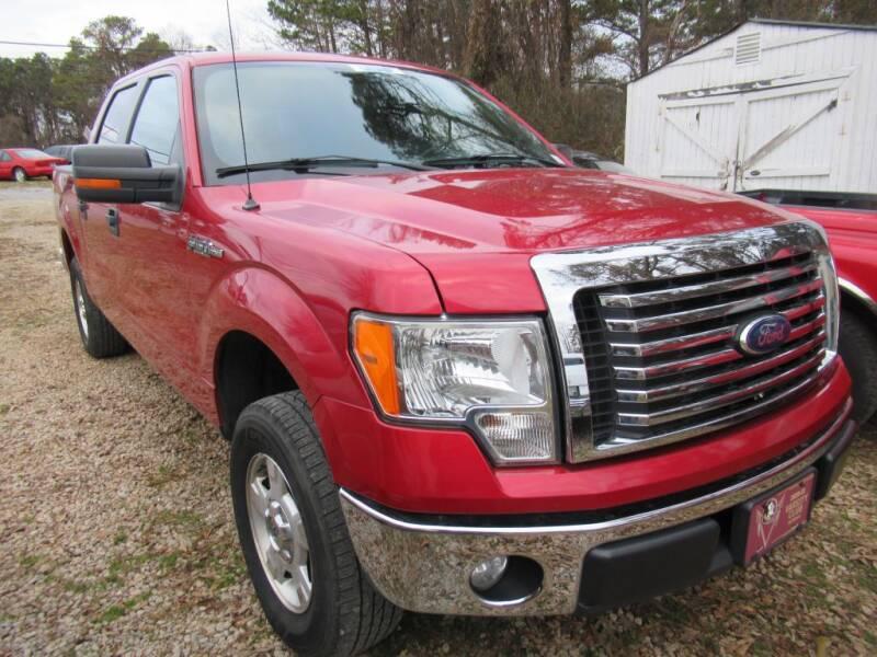 2012 Ford F-150 for sale at Dallas Auto Mart in Dallas GA
