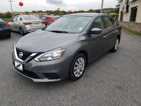 2017 Nissan Sentra for sale at Hi-Lo Auto Sales in Frederick MD