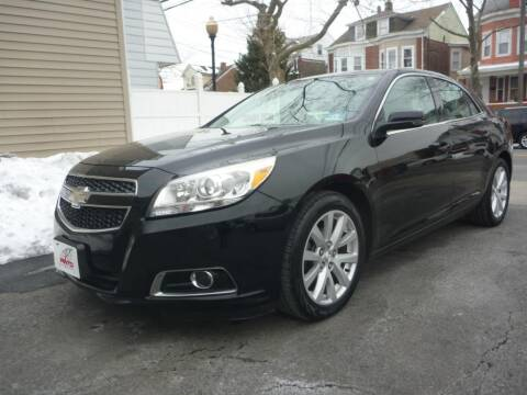 2013 Chevrolet Malibu for sale at Pinto Automotive Group in Trenton NJ