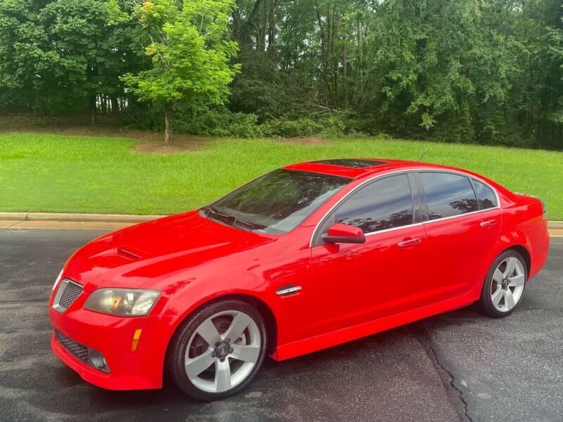 2009 Pontiac G8 for sale at Top Notch Luxury Motors in Decatur GA