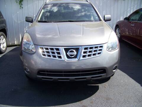 2009 Nissan Rogue for sale at Collector Car Co in Zanesville OH