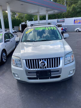 2009 Mercury Mariner for sale at Ramstroms Service Center in Worcester MA