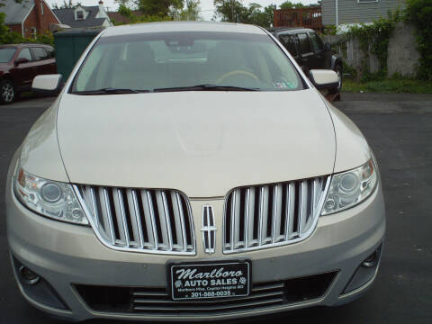 2009 Lincoln MKS for sale at Marlboro Auto Sales in Capitol Heights MD