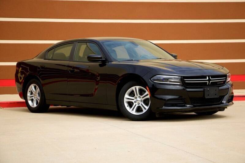 2016 Dodge Charger for sale at Auto Hunters in Houston TX