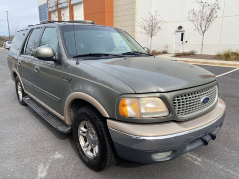 1999 Ford Expedition for sale at ELAN AUTOMOTIVE GROUP in Buford GA