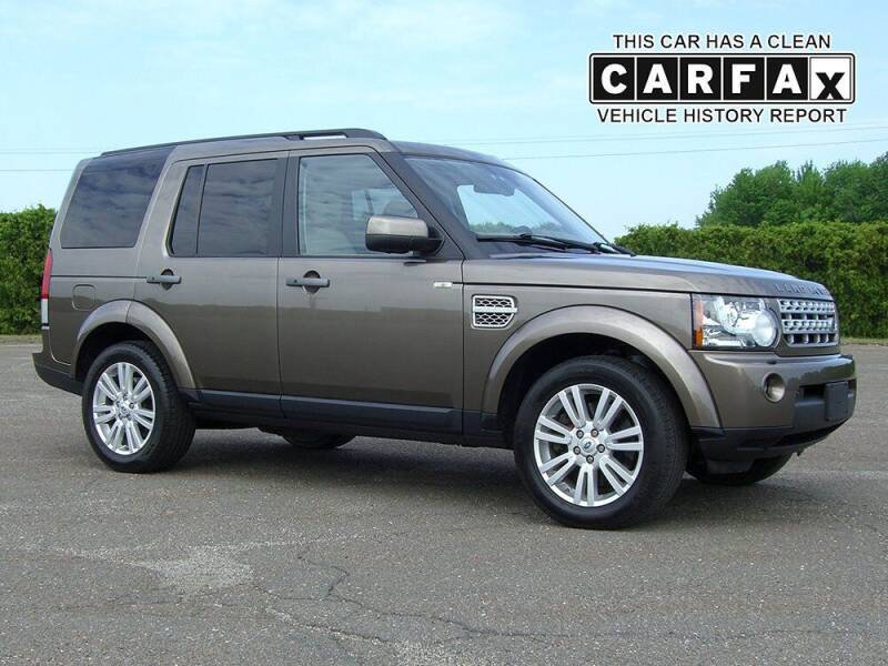 2011 Land Rover LR4 for sale at Atlantic Car Company in East Windsor CT