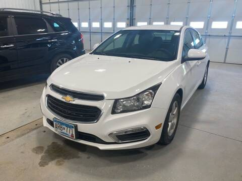 2016 Chevrolet Cruze Limited for sale at RDJ Auto Sales in Kerkhoven MN