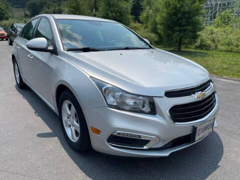 2015 Chevrolet Cruze for sale at Hawkins Chevrolet in Danville PA