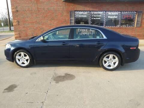 2011 Chevrolet Malibu for sale at Arak Auto Group in Bourbonnais IL