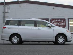 2014 Nissan Quest for sale at Brubakers Auto Sales in Myerstown PA