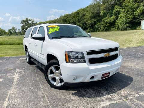 2012 Chevrolet Suburban for sale at A & S Auto and Truck Sales in Platte City MO