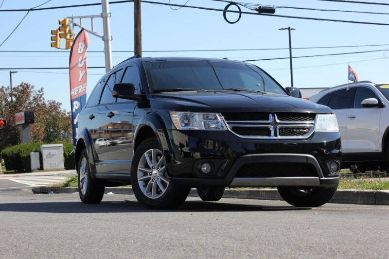 2017 Dodge Journey for sale at Dina Auto Sales in Paterson NJ