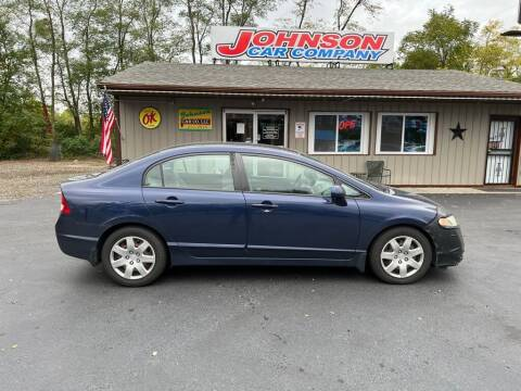 2009 Honda Civic for sale at Johnson Car Company llc in Crown Point IN