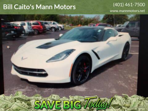 2016 Chevrolet Corvette for sale at Bill Caito's Mann Motors in Warwick RI