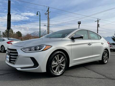 2018 Hyundai Elantra for sale at Ultimate Auto Sales Of Orem in Orem UT