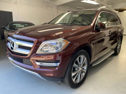 2013 Mercedes-Benz GL-Class for sale at Mag Motor Company in Walnut Creek CA