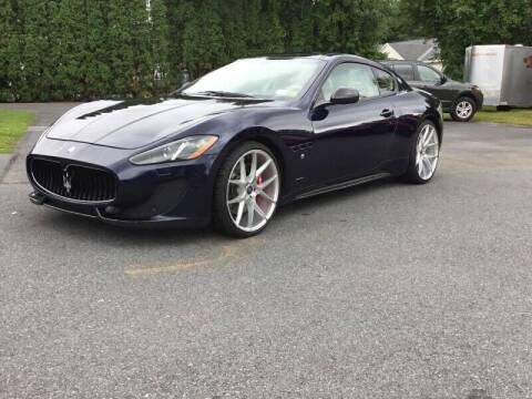 2013 Maserati GranTurismo for sale at R & R Motors in Queensbury NY