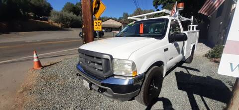 2003 Ford F-350 Super Duty for sale at AUCTION SERVICES OF CALIFORNIA in El Dorado CA