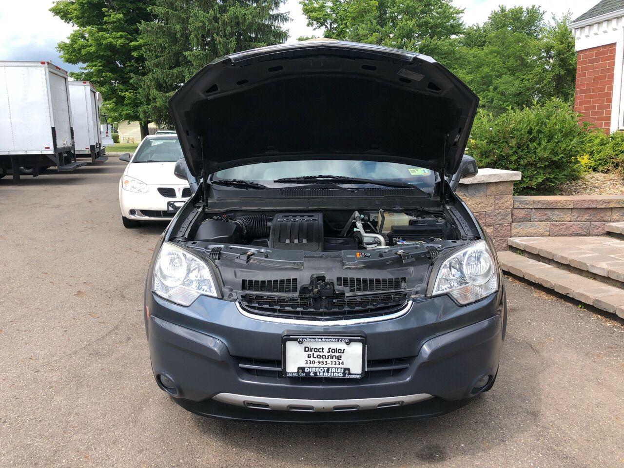 2013 Chevrolet Captiva Sport Sport Utility