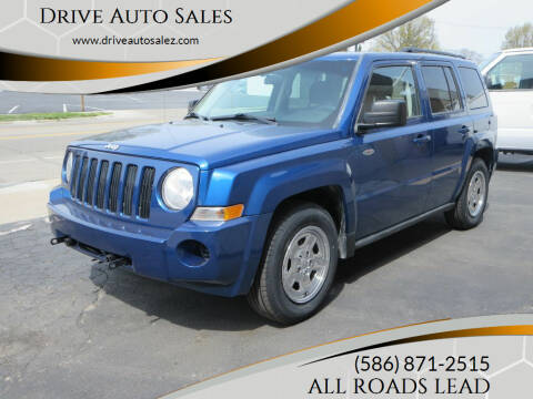 2010 Jeep Patriot for sale at Drive Auto Sales in Roseville MI