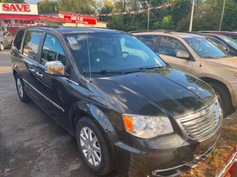 2012 Chrysler Town and Country for sale at Right Place Auto Sales in Indianapolis IN