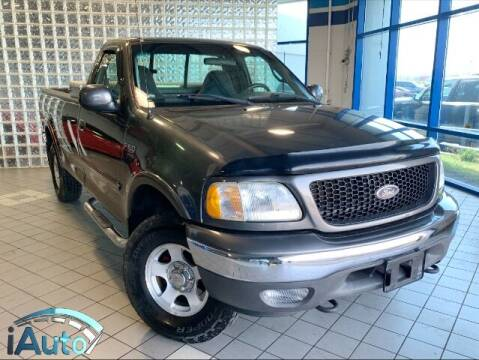 2002 Ford F-150 for sale at iAuto in Cincinnati OH