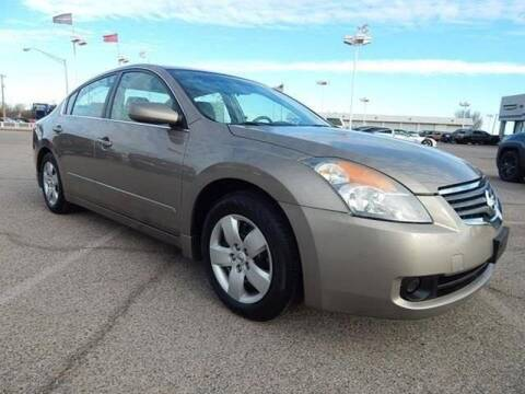 2008 Nissan Altima for sale at LAKE CITY AUTO SALES in Forest Park GA