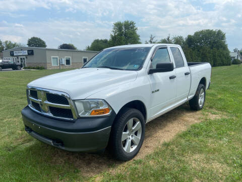 2010 Dodge Ram Pickup 1500 for sale at US5 Auto Sales in Shippensburg PA
