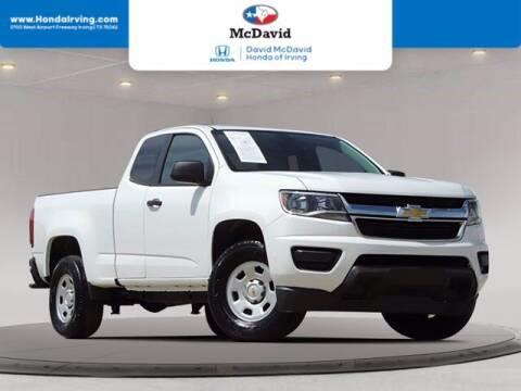 2019 Chevrolet Colorado for sale at DAVID McDAVID HONDA OF IRVING in Irving TX