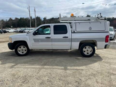 2010 Chevrolet Silverado 1500 Hybrid for sale at Upstate Auto Sales Inc. in Pittstown NY
