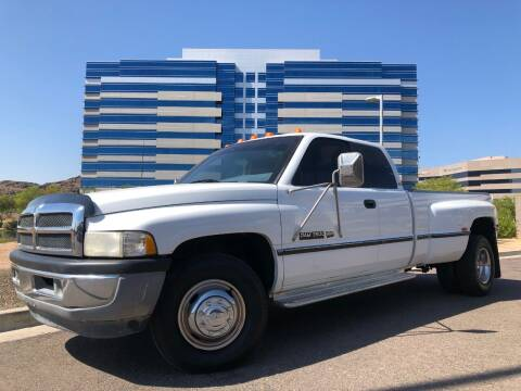 1996 Dodge Ram Pickup 3500 for sale at Day & Night Truck Sales in Tempe AZ