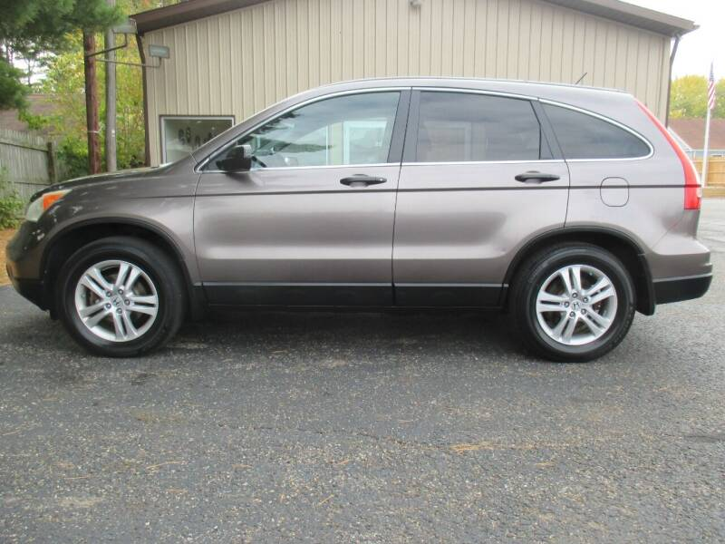 2011 Honda CR-V for sale at Home Street Auto Sales in Mishawaka IN