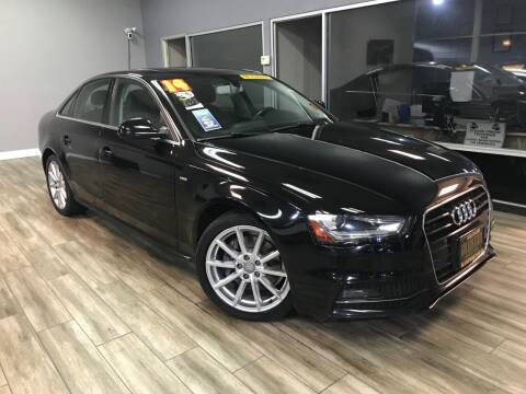 2014 Audi A4 for sale at Golden State Auto Inc. in Rancho Cordova CA