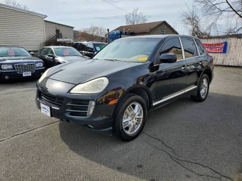 2009 Porsche Cayenne for sale at GREAT MEADOWS AUTO SALES in Great Meadows NJ