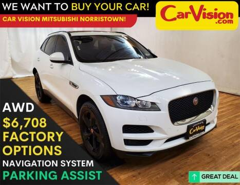 2018 Jaguar F-PACE for sale at Car Vision Mitsubishi Norristown in Trooper PA