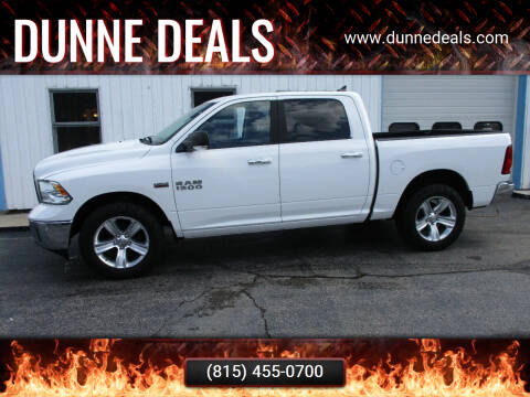 2014 RAM Ram Pickup 1500 for sale at Dunne Deals in Crystal Lake IL