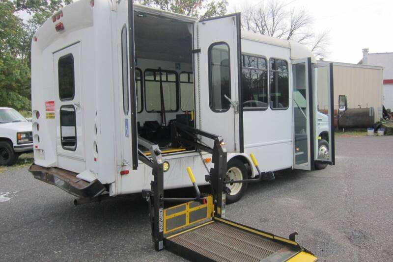2013 Ford E-Series Chassis for sale at K & R Auto Sales,Inc in Quakertown PA