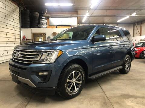 2019 Ford Expedition for sale at T James Motorsports in Gibsonia PA